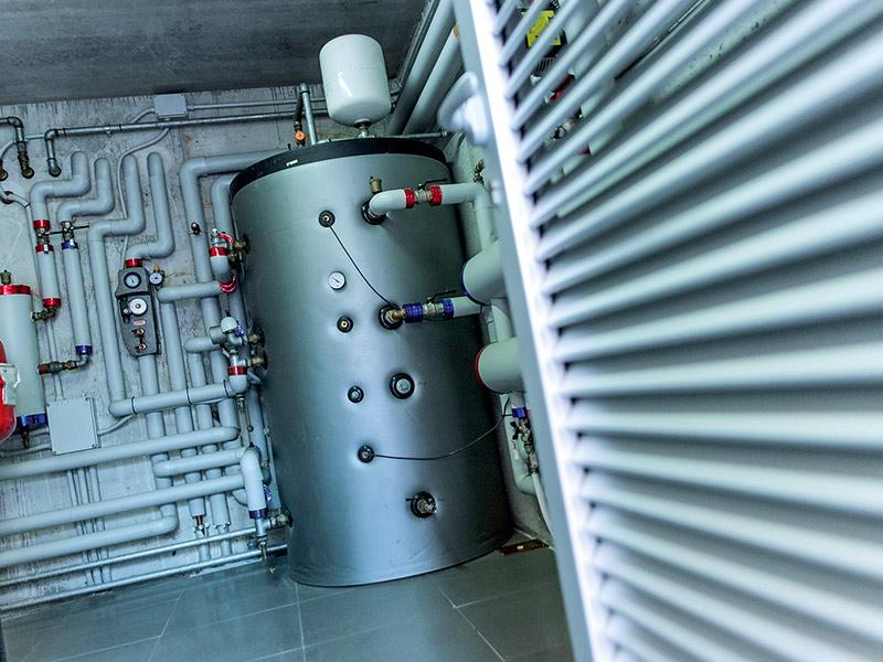 Installazione Pompa di Calore – Torroni & Falcinelli